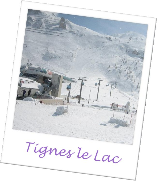 View of Trolles piste